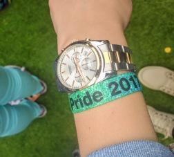 Free Wristband <3
