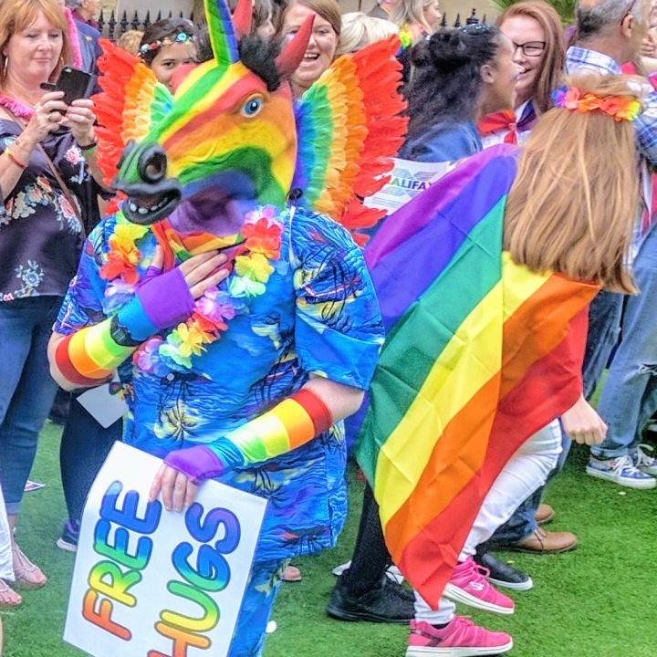 Leeds Pride – Supporting the LGBTQ+Community