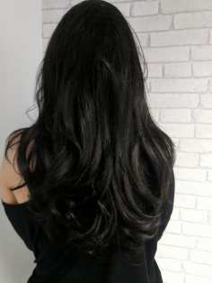 Bouncy Blowdry - Ruby