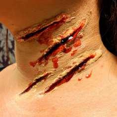 Werewolf Make Up & SFX