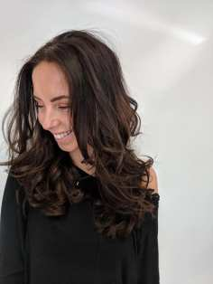 Client Bouncy Blowdry - Sammie