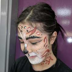 Panto Face Paint